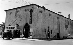 Needles Historic Theatre, Needles, California