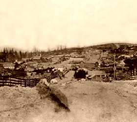 Nevada City, California, 1866.