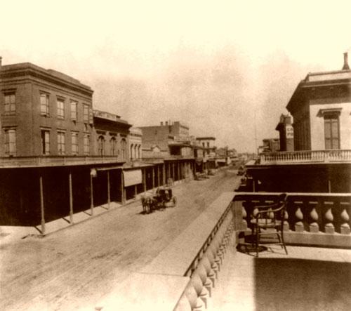 Sacramento, California, 1866