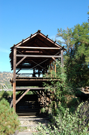 Sutter's Mill in Coloma, California