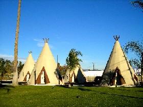 Wigwam Motel, San Bernardino, California