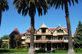 Winchester Mansion, San Jose, California