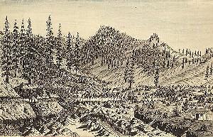 Yreka Mine, 1860