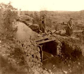 Yuba County mining, 1866