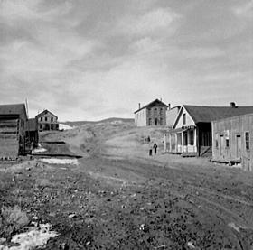 Elizabethtown, New Mexico 1943