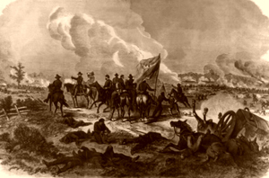 Battle of Chickamauga, Georgia in the Civil War