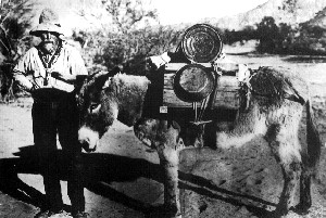 Idaho prospector