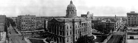 Bloomington, Illinois in 1914