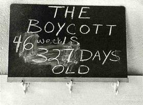 Cairo, Illinois boycott