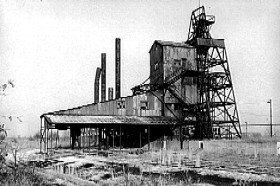 Abandoned Coal Mine in Illinois in 1939