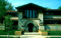 Dana House, Springfield, Illinois