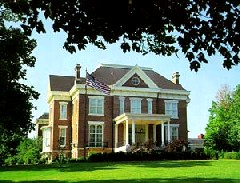 Executive Mansion, Springfield, Illinois