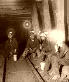 Illinois Coal Miners, 1903
