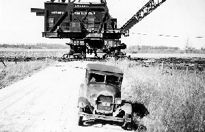 Litchfield, Illinois Coal Mining, 1938