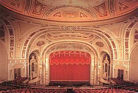 Rialto Theatre Auditorium