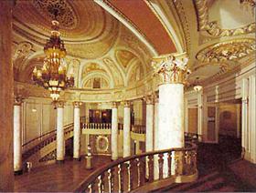 Rialto theatre rotunda