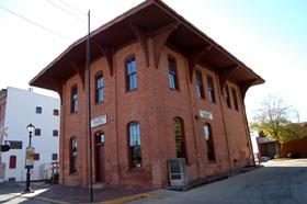 Lincoln Depot in Springfield, Illinois