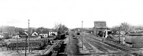 Virden, Illinois about 1900