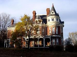 McInteer Villa, Atchison, Kansas