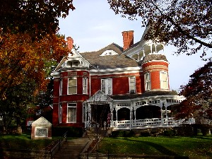 Muchnic House, Atchison, Kansas