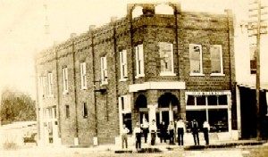 Baxter Springs Building, 1915