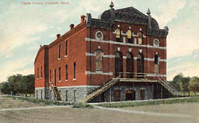 Caldwell, Kansas Opera House