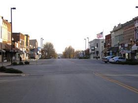 Caldwell, Kansas today