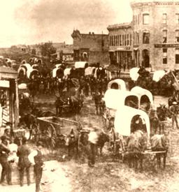 Caldwell, Kansas 1880's