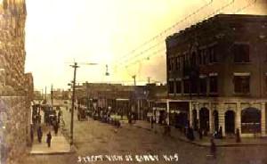 Caney, Kansas, 1915
