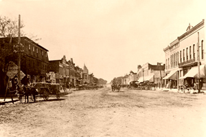 Council Grove, Kansas, 1885