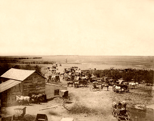 The Beginnings Of Dodge City By Robert M Wright