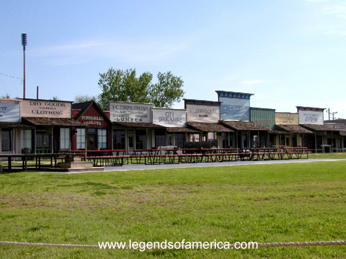 Dodge City Vacations Tourism