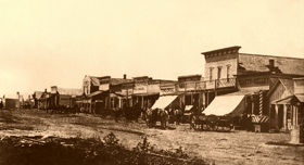 Dodge City, Kansas, 1876