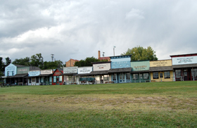 Dodge City Front Street and Boot Hill Museum