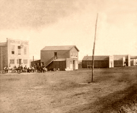 Ellsworth, Kansas, 1867