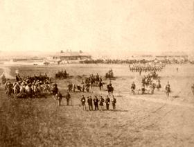Fort Harker, 1867