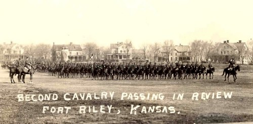 Vintage Fort Riley