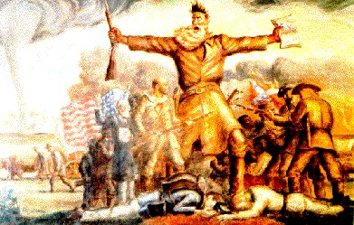 John Brown Painting