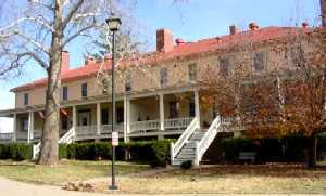The Rookery, Fort Leavenworth, Kansas