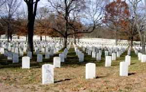 Fort Leavenworth, Kansas National Cemetery