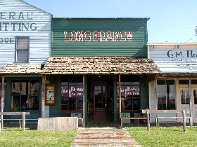 Long Branch Saloon Dodge City, Kansas