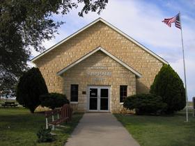 Nicodemus Town Hall