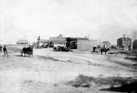 Old Ulysses, Kansas, 1906