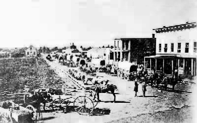 Paola, Kansas 1863