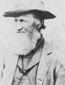 Seth M. Hays, Founder of Council Grove, Kansas