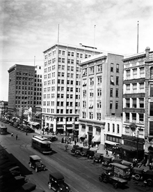 Wichita, Kansas in 1922