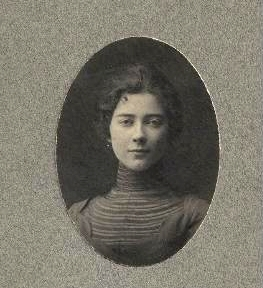 Nellie Trueblood, photo courtesy of Trueblood Civil War Collection, Scott Neilson, Denver, CO.