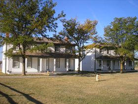 Fort Hays Officer Quarters