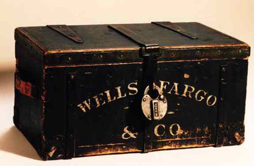 Wells Fargo Chest