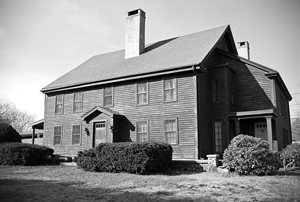 Proctor House, Peabody, Massachusetts